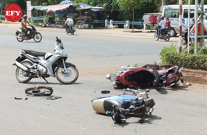 Bị tai nạn giao thông có được hưởng Bảo hiểm xã hội không?