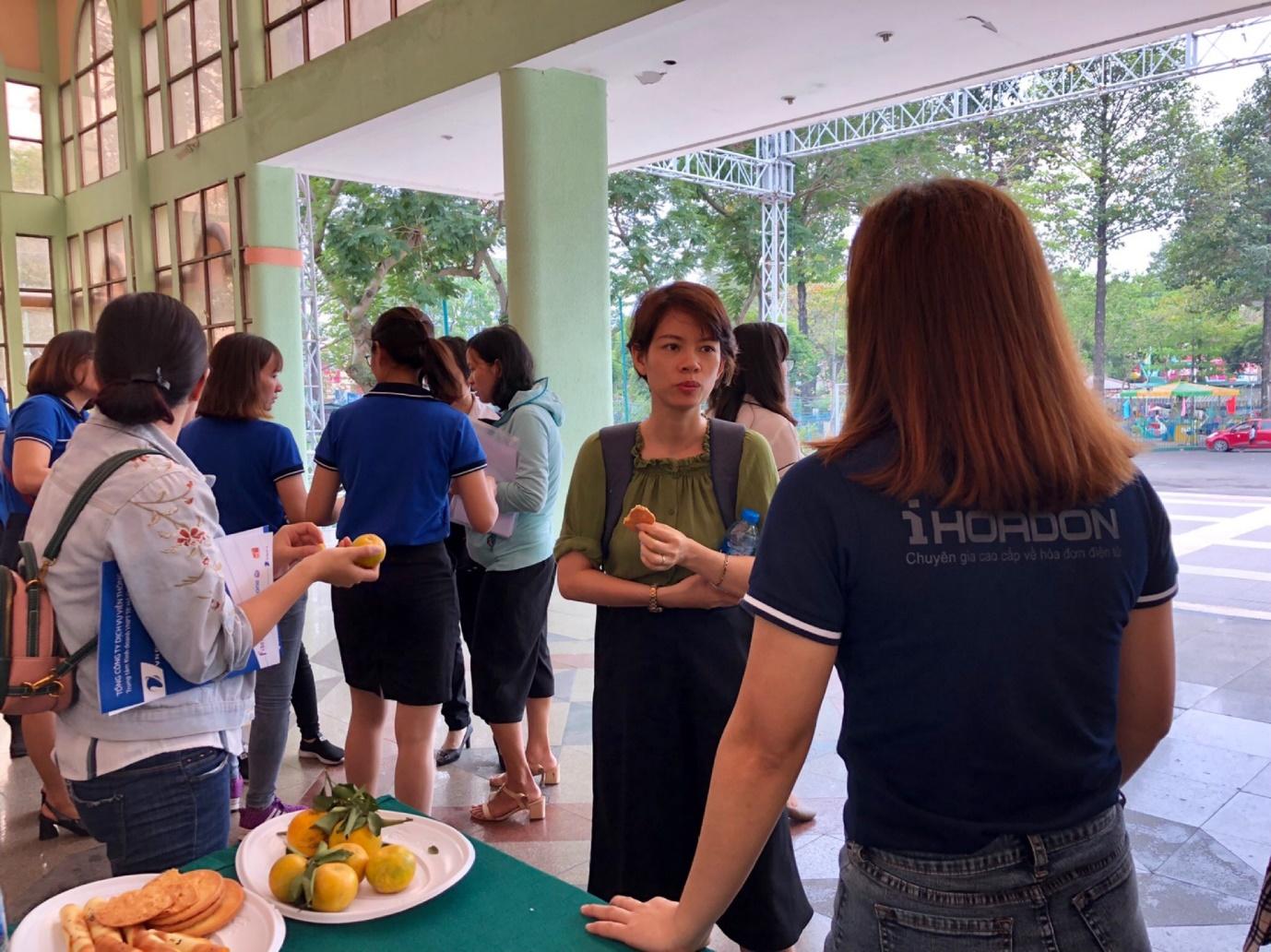 Tập huấn hồ sơ điện tử giải quyết ốm đau, thai sản, DSPHSK tại TP Hồ Chí Minh- ảnh 2
