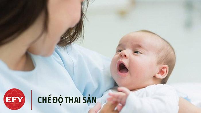 Tham gia BHXH tự nguyện có được hưởng chế độ thai sản không